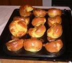 12 ferdige yoorkshirepuddinger
